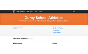 Ouray Athletics